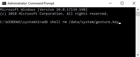 Cara Buka HP Xiaomi yang Terkunci (Lupa Pola/Password) - CMD