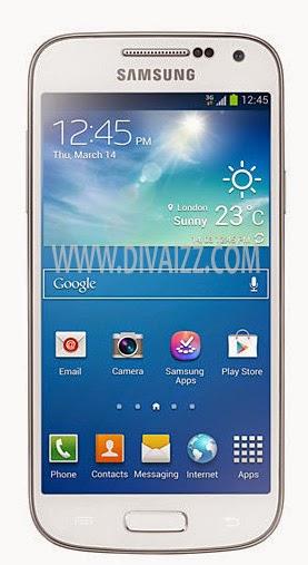 Harga Samsung Galaxy S4-Mini GT-I9190 - www.divaizz.com