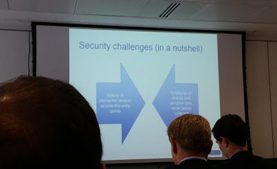 techUK: Securing the IoT – Workshop Review