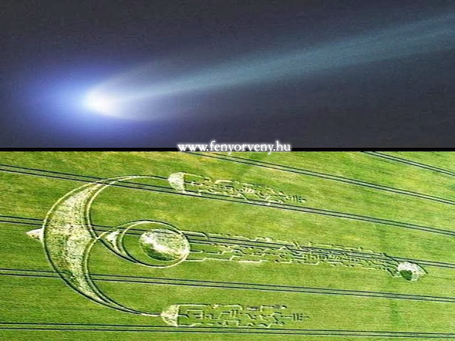 Az ISON üstökös egy 2009-es gabonakörön? (2.rész) - Új képekkel!