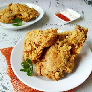 Ide Resep Masak Ayam Goreng Crispy