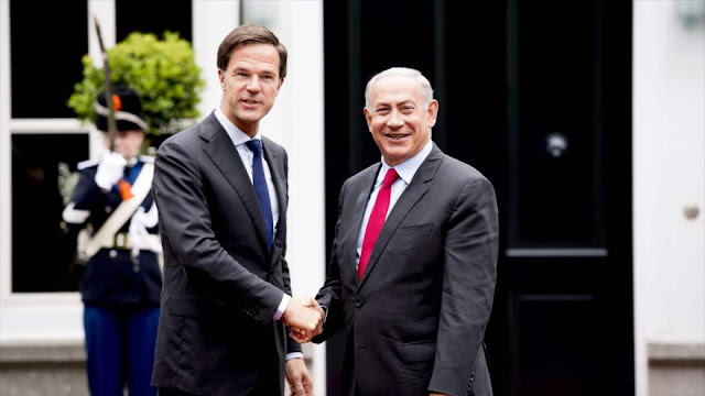 Expremier holandés: Netanyahu debería ser juzgado por crímenes