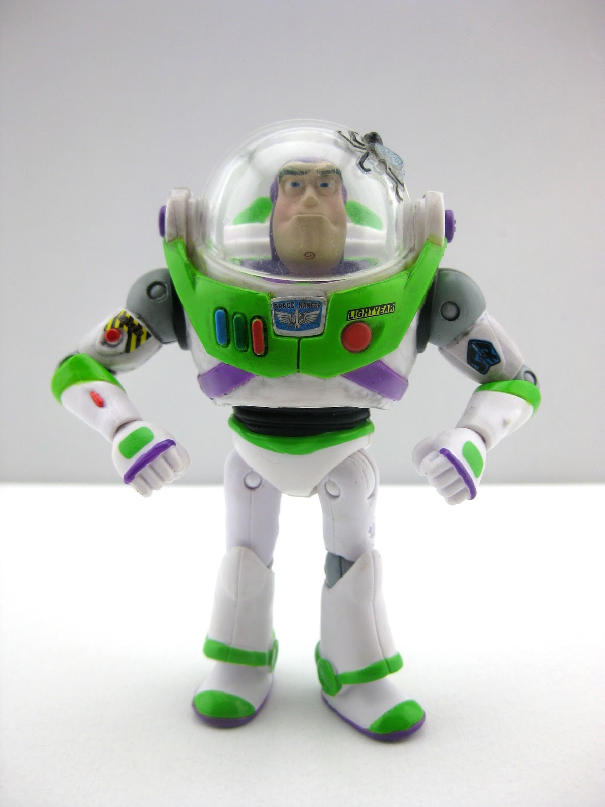 Toy story buzz face