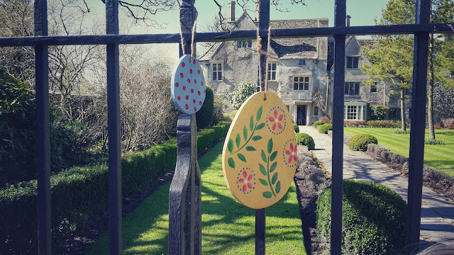 Project 366 2016 day 85 - Avebury Easter Egg Trail  // 76sunflowers
