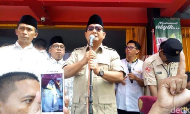 Tak Sadar! Istri Guntur Romli Komentari Berita Isinya Ternyata Sudah Dijawab Prabowo