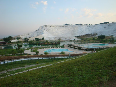 Castelos de algodão Turquia