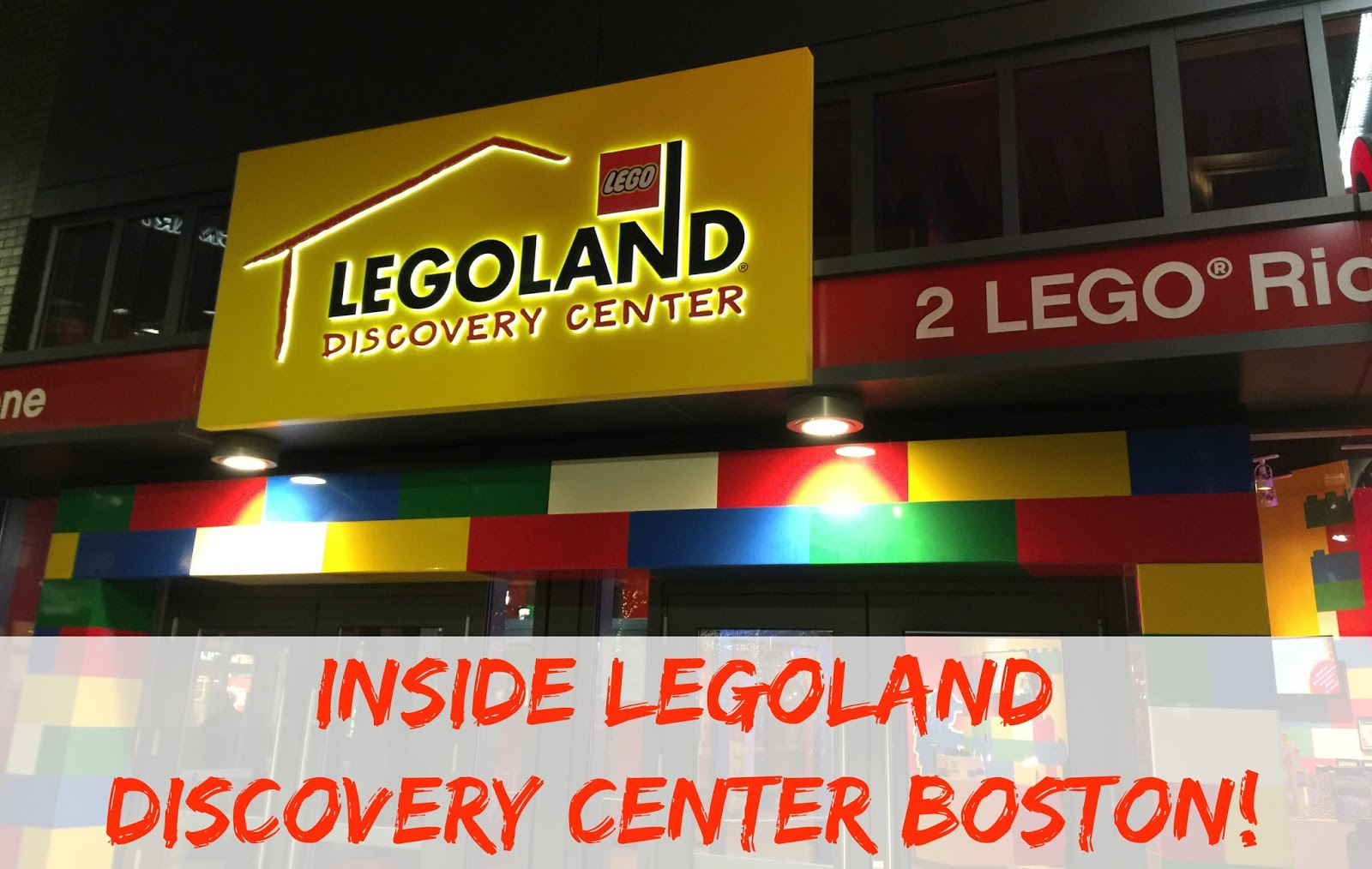 Recently Expired Legoland Discovery Center Coupons