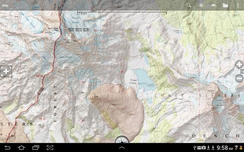 BackCountry Navigator PRO GPS APK