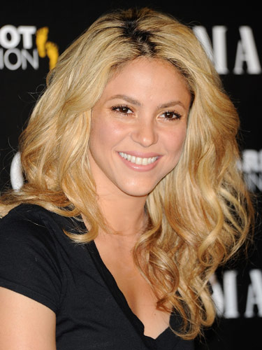 All Hollywood Celebrities Shakira Without Makeup Real