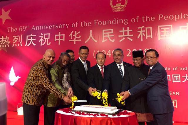 Prabowo: China Penting bagi Indonesia, Hubungan Harus Ditingkatkan