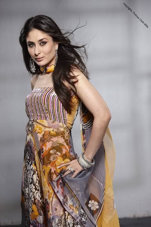 Kareena Kapoor in firdous suites