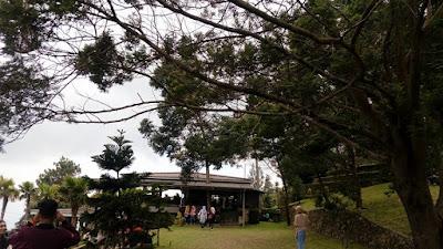 Pondok Kopi Lereng gunung Ungaran