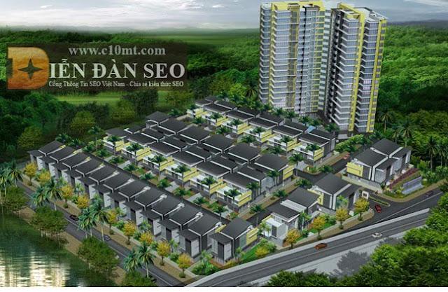 Dự án bất động sản The Garland của chủ đầu tư VinaCapital