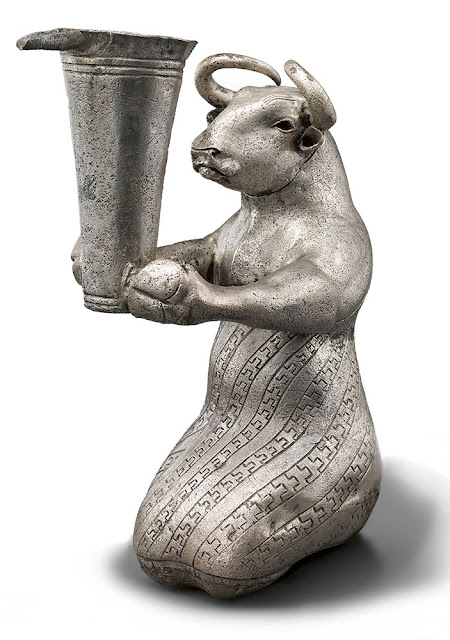 'Noah's Beasts: Sculpted Animals from Ancient Mesopotamia' at the Morgan Library & Museum, NY