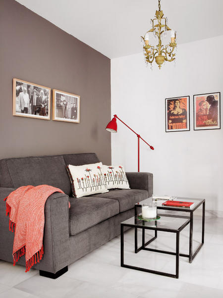 decorar pequenos apartamentos, apartamento decorado