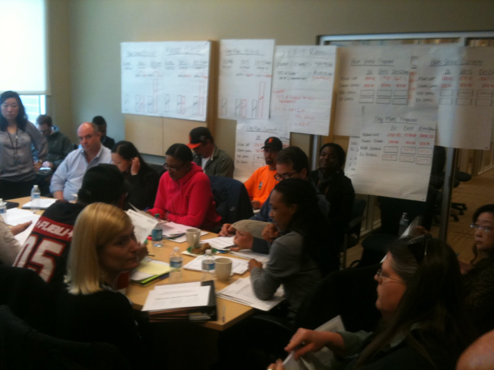 Laborers' Local 261 City Committee: 2012