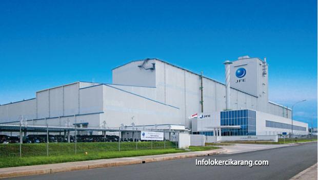 Lowongan Kerja PT. JFE Steel Galvanizing Indonesia Mm2100