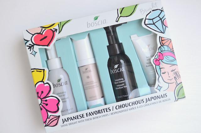 Boscia Japanese Favourites Gift Set Review