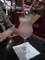 Frankie and Benny's Pina Colada