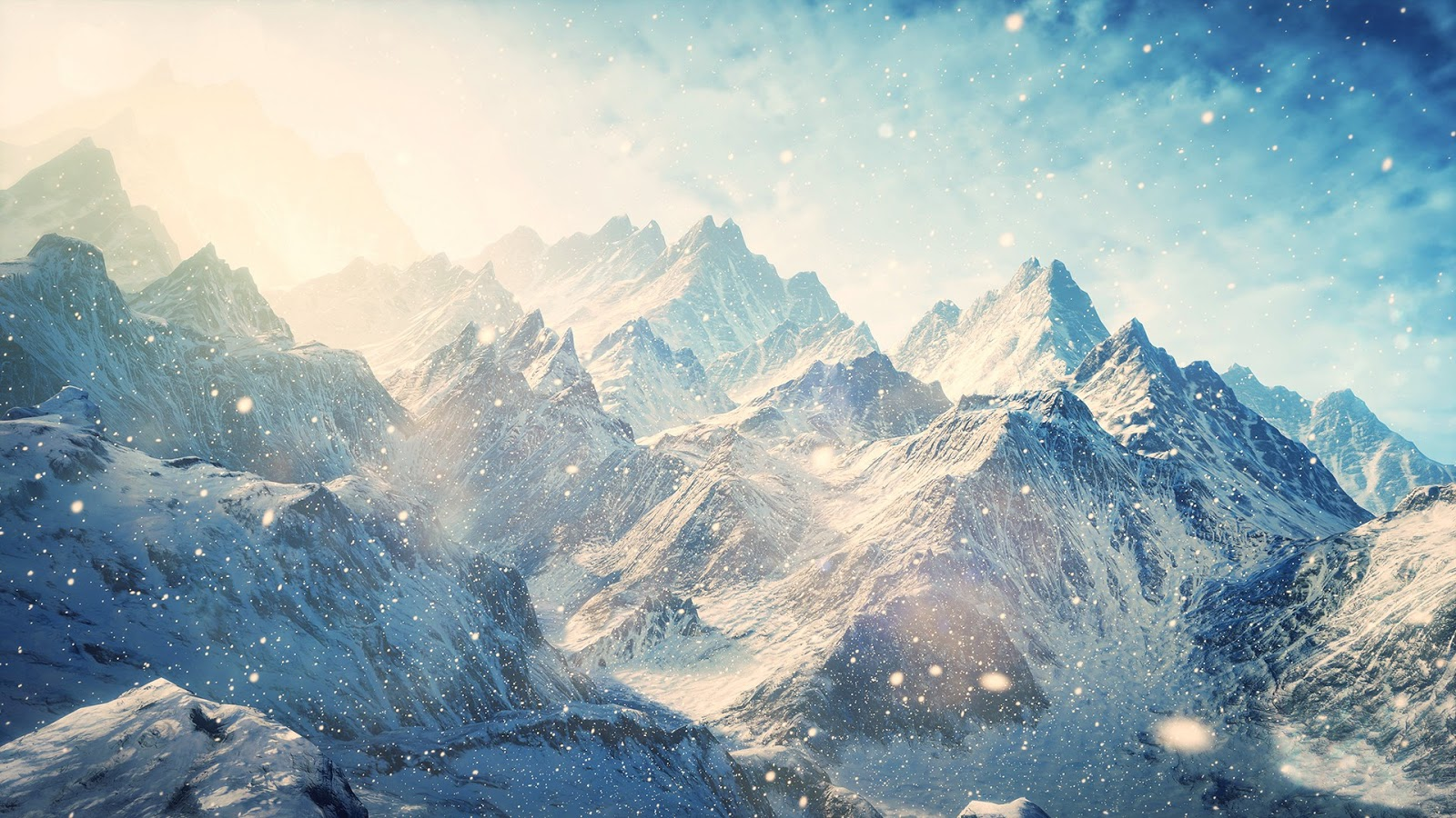 Fondo De Pantalla Paisaje Montañas Nevada: Imagenes Hilandy: Fondo De Pantalla Paisajes Montañas Nevadas