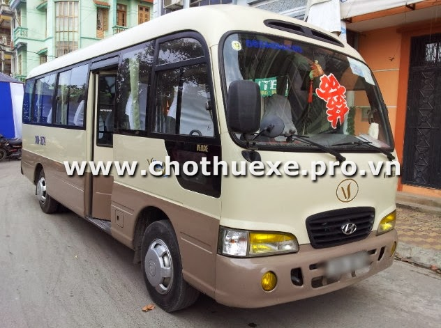 Cho thuê xe đi Lào Cai tại Hà Nội