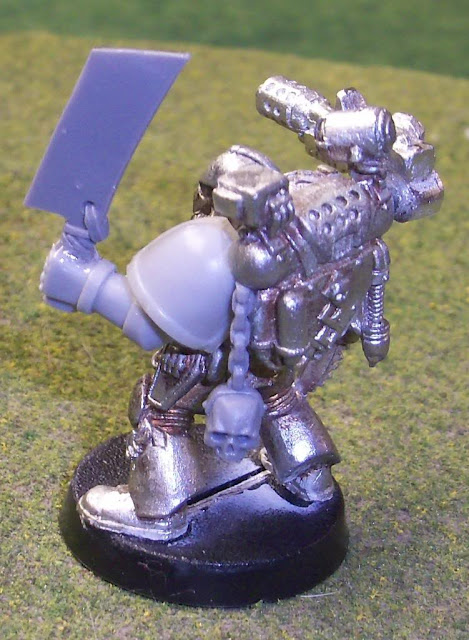Chaos Space Marine Apothecary Conversion photo ChaosMarineApothecary03.jpg