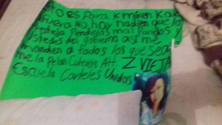 Cd Victoria: ejecutan a familia dejan narcomensaje para Gobierno de Tamaulipas