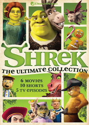 Shrek The Ultimate Collection Dvd
