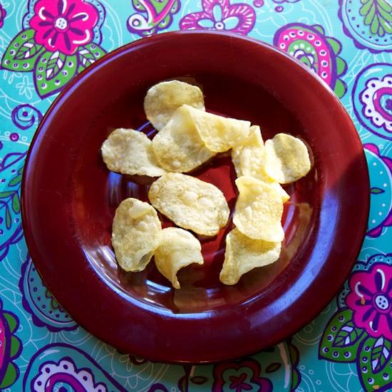 1 porção de batata frita