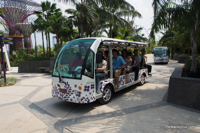 Garden By The Bay Bus gardensthe bay- bay south review | the wacky duo | singapore