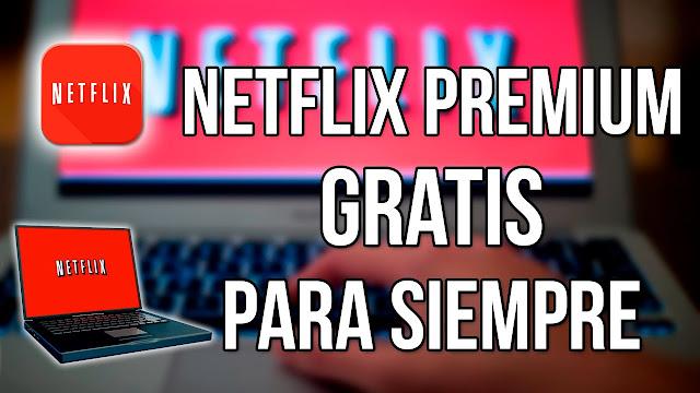 Cuenta Netflix Premium Full Gratis –  Enero 18/2017