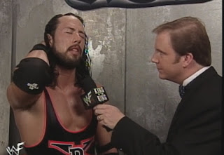 WWE / WWF King of the Ring 1999 -  Kevin Kelly interviews X-Pac