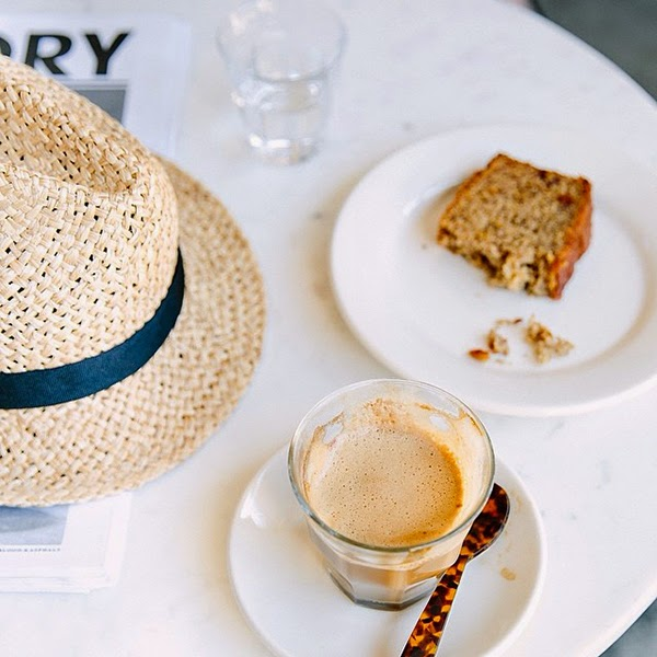 A Style Caddy // 30 Days Without Coffee {Image via Madewell}