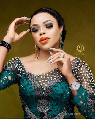 Bobrisky in stunning new photos