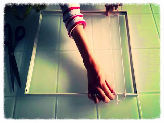 Como construir un telar casero