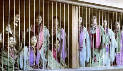 Melongok Nasib Tragis PSK Muda di Jepang Tempo Dulu
