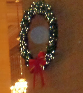 orb in wreath