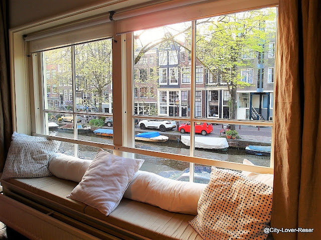 B&B in Joordan, Amsterdam
