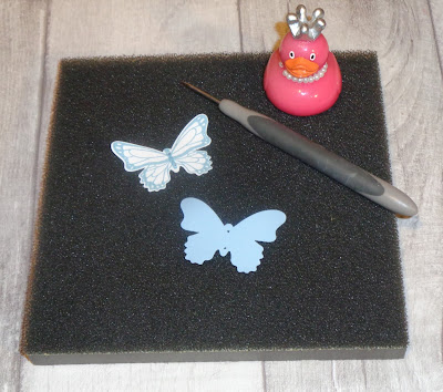 Craftyduckydoodah!, Butterfly Gala, Stampin' Up! UK Independent  Demonstrator Susan Simpson, Home decor, Stamp 'N' Hop January 2019, Supplies available 24/7 from my online store,