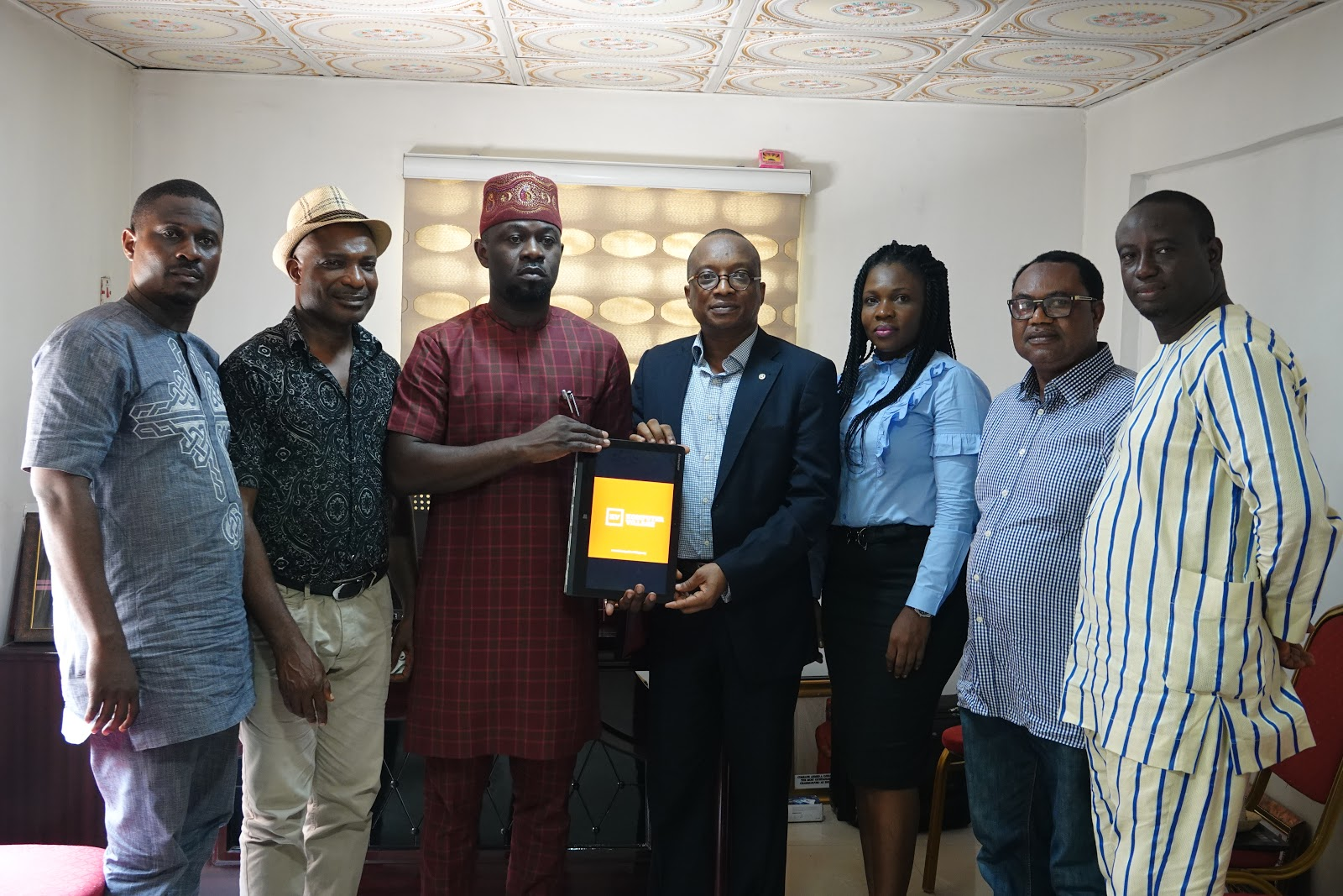 Itrealms Komputer Village Magazine Debuts July 1 Set A New Is For Launch On 2018 In Pioneering Drive To Introduce Dedicated Publication Promoting Nigerias Largest