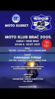 11. Moto party, Gažul-Dol slike otok Brač Online