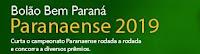 Bolão Bem Paraná Campeonato Paranaense 2019