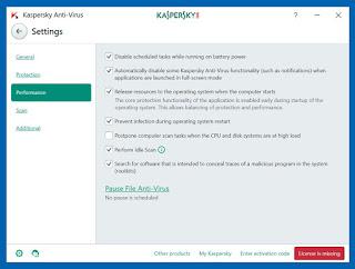 Kaspersky Anti-Virus 2018 - 18.0.0.405 بالتفعيل مدي الحياة
