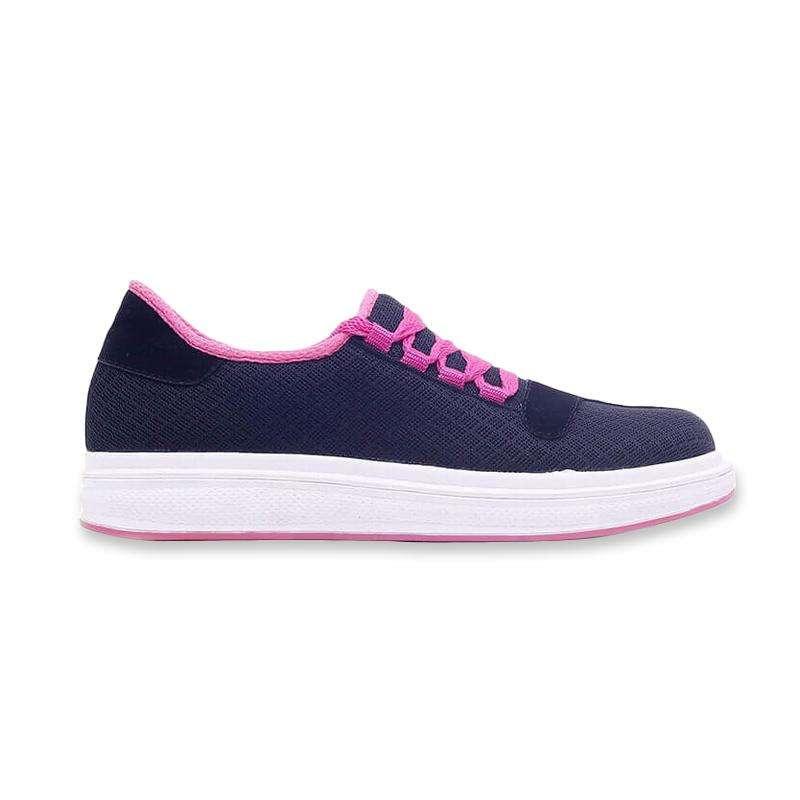 HRCN 56AH Messa Sepatu Sneaker Wanita - Black