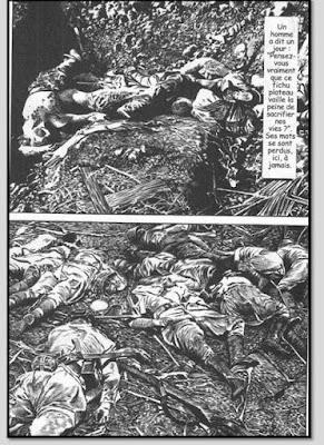 Mizuki, Shigeru. Opération mort, p.357 © Cornélius