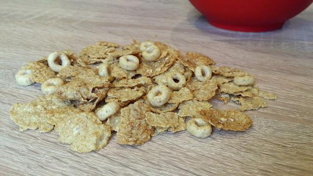 nestle cheerios oats naturalne płatki owsiane