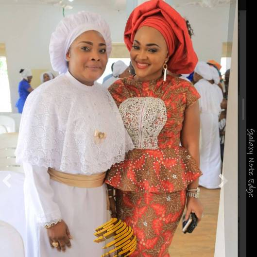 Madam Saje, Mercy Aigbe, Odunlade Adekola, Mide Martins, others gather to celebrate with Ronke Odusanaya