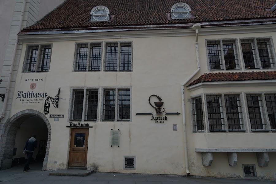 市議会薬局(Raeapteek)