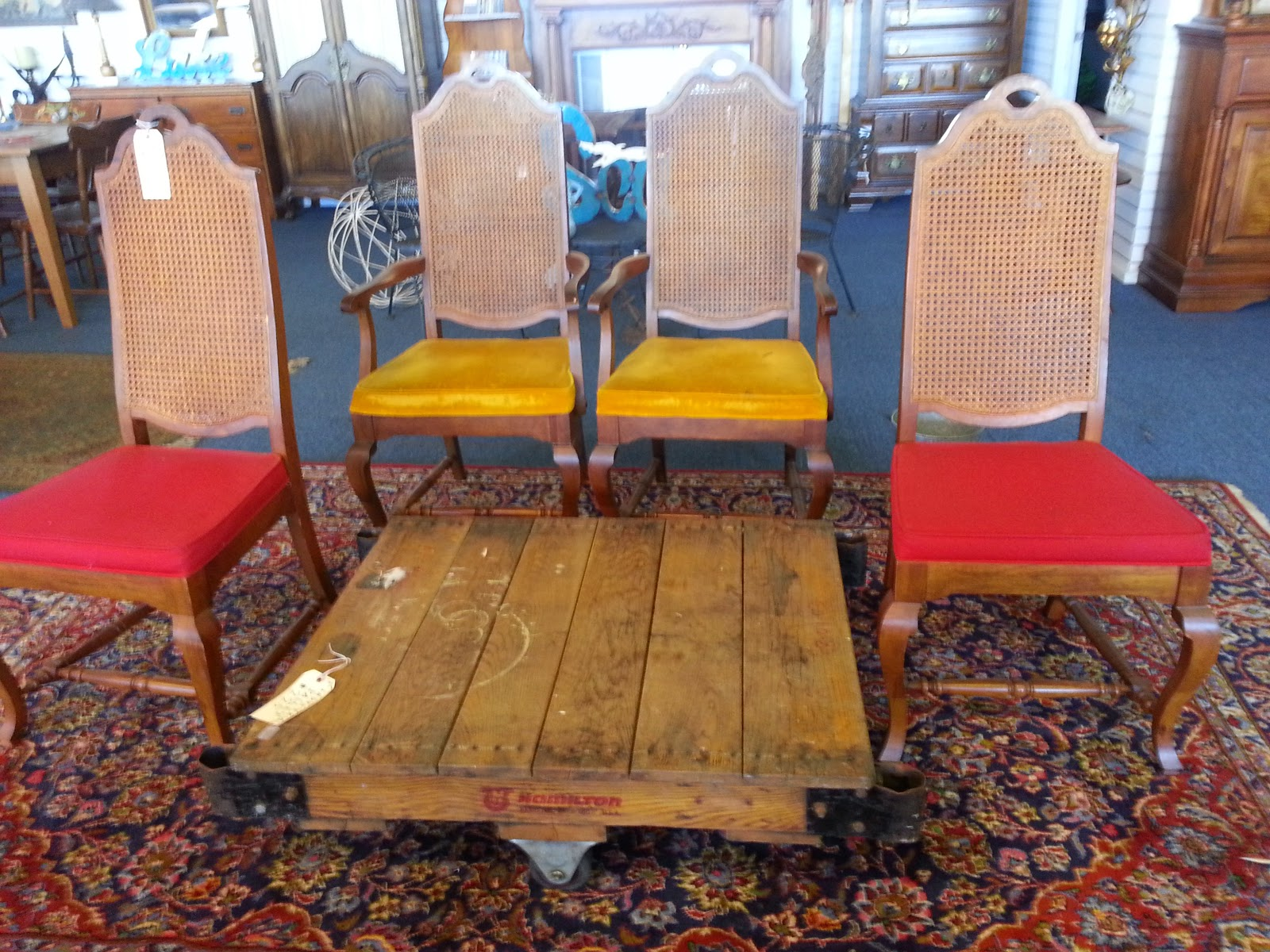 6 Chairs Total   $120