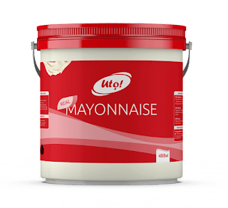 Utọ! Sauces & Spreads Nigeria makers of 'Chili Mayo'